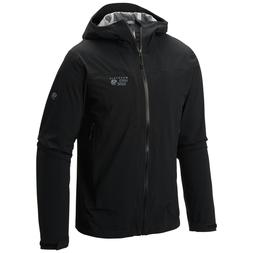 Mountain Hardwear Stretch Ozonic Jacket - Men's Black, XL