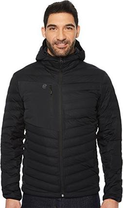Mountain Hardwear StretchDown Hooded Jacket - Men's Black Me
