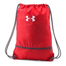 Under Armour Team Sackpack,Red /White, One Size
