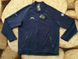 Nike Therma Los Angeles Chargers Coaches Sideline Jacket Men