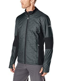 Asics Men's Thermo Thermal Windblocker Top, Black, XX-Large