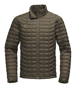 The North Face Men's Thermoball Jacket - New Taupe Green Mat