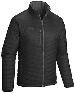 Mountain Hardwear Thermostatic Jacket - Men's Black Shark La