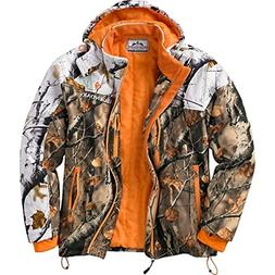 Legendary Whitetails Timber Line Insulated Softshell Field L
