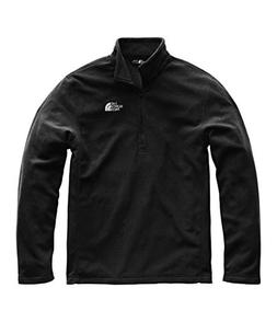 The North Face TKA 100 Glacier 1/4 Zip - Men's Vanadis Grey