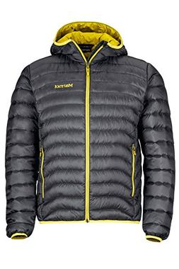 Marmot Tullus Hoody Men's Winter Puffer Jacket, Fill Power 6