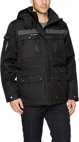Arctix Performance Tundra Jacket with Added Visibility - Bla