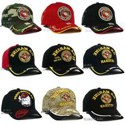 U.S. MARINE hat MARINE Corps Logo Military Officially Licens
