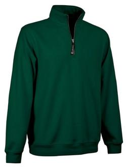 Charles River Apparel Unisex-Adult's Crosswind Quarter Zip S