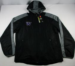 Washington Huskies Under Armour Storm Full Zip Windbreaker J