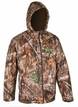 WATERPROOF RealTree EDGE Tricot XL LG M Mens Insulated Parka