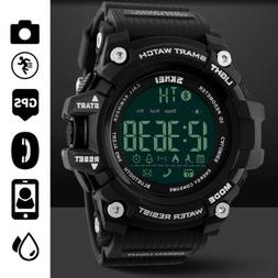 Waterproof Sport Smart Watch Phone Mate For Android IOS iPho