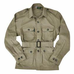 Tag Safari Women's Breathable with Multiple Pockets Jacket